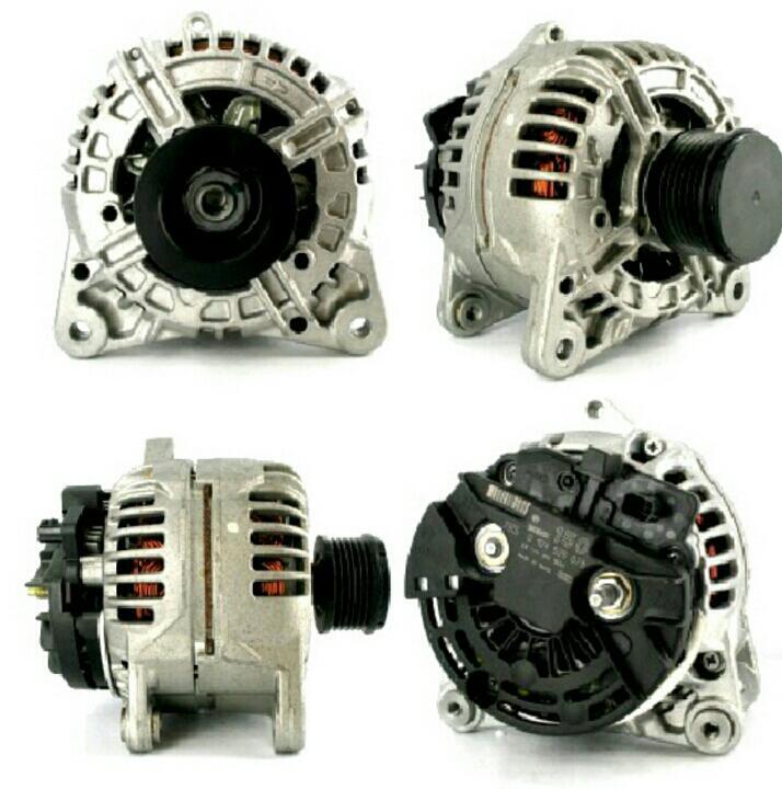 0124525101 AC730553 alternator