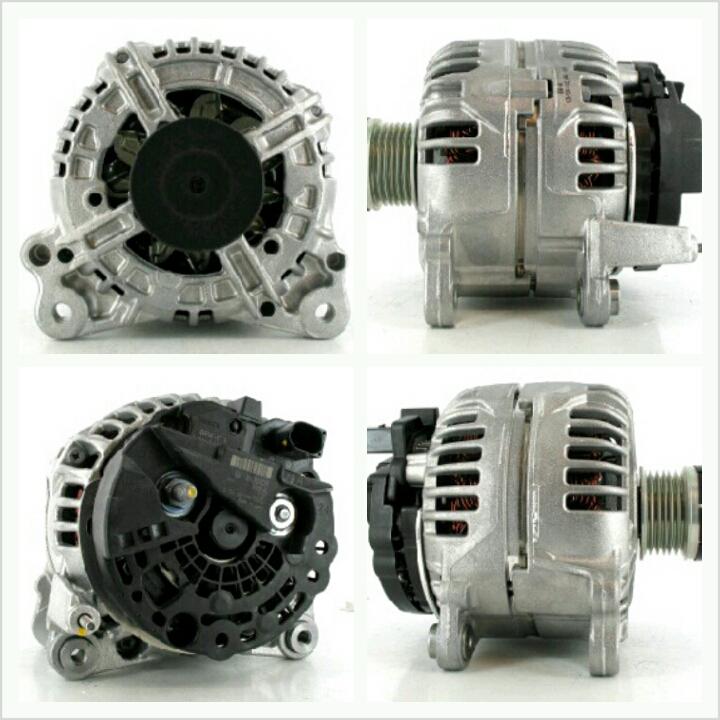 0124525200 AC730574 alternator